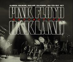 Pink Floyd Definitive Oakland Sigma Label