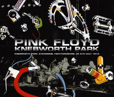 Pink Floyd Knebworth Park Sigma Label