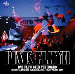 Pink Floyd One Flew Over The Board Sigma Label