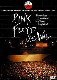 Pink Floyd U.S. Wall DVD No Label