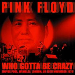 Pink Floyd Who Gotta Be Crazy Sigma Label