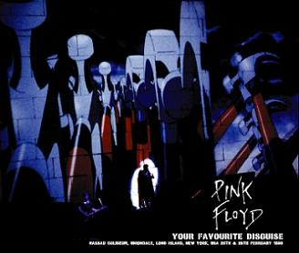 Pink Floyd Your Favourite Disguise Sigma Label