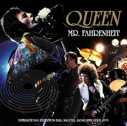 Queen Mr. Fahrenheit Wardour Label