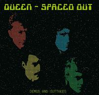 Queen Spaced Out The Godfather Records Label
