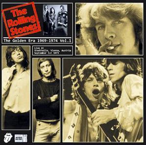 The Rolling Stones Golden Era 1964-1974 Vol. 1 SODD Label