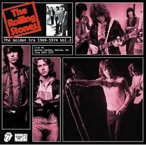 The Rolling Stones Golden Era 1969-1974 Vol. 2 SODD Label