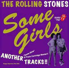 The Rolling Stones Some Girls Another Tracks! Happy Supreme Label