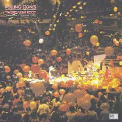 The Rolling Stones Twenty Flight Rock SODD Label