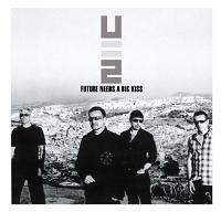 U2 The Future Needs A Big Kiss The Godfather Records Label
