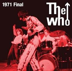 The Who 1971 Final No Label