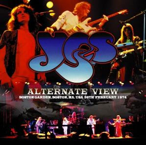 Yes Alternate View Virtuoso Label