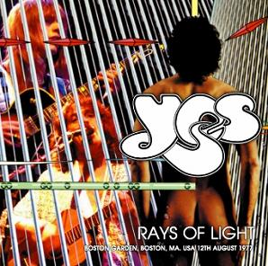 Yes Rays Of Light Virtuoso Label