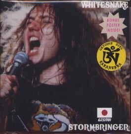 Whitesnake Stormbringer Tarantura Label